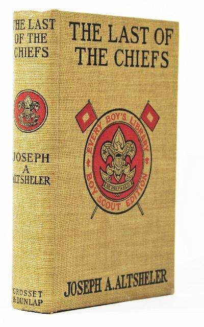 3: ALTSHELER, Joseph A. (1862-1919). The Last of the Ch