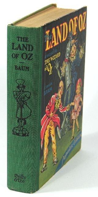 8: BAUM, L. Frank (1856-1919). The Land of Oz. A Sequel