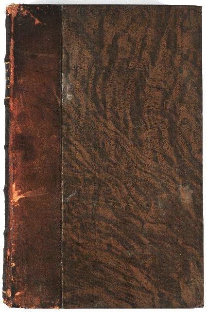 12: [BLACKSTONE, William]. PRIESTLEY, Joseph (1733-1804