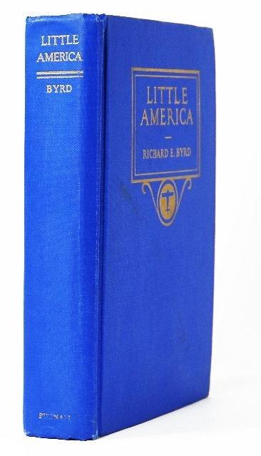 19: BYRD, Richard Evelyn (1888-1957). Little America. A