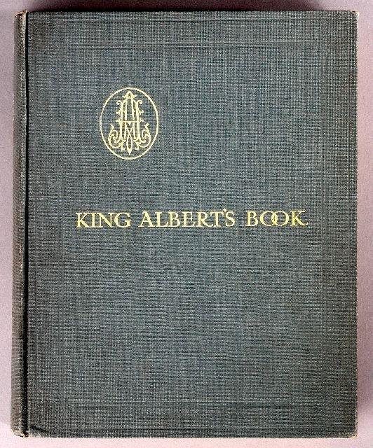 20: CAINE, Hall, editor (20th century). King Albert's B