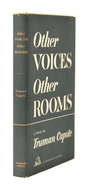 22: CAPOTE, Truman (1924-1984). Other Voices Other Room