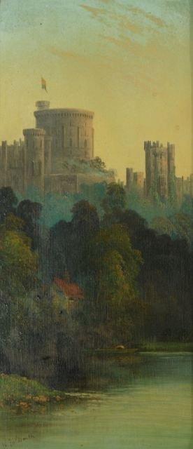 11: Walter H. Goldsmith (British, 1880-1930) Windsor Ca