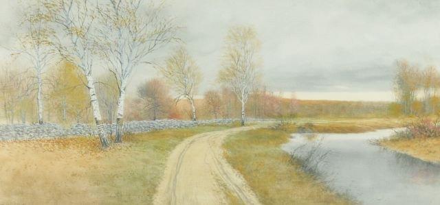 17: George H. Gay (American, 1858 - 1931) Untitled, Wat