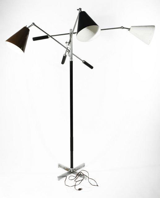 232A: An original Gino Sarfatti/ Arteluce Triennale Flo