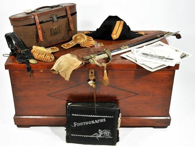 1: A Collection of World War I & II Naval Memorabilia f