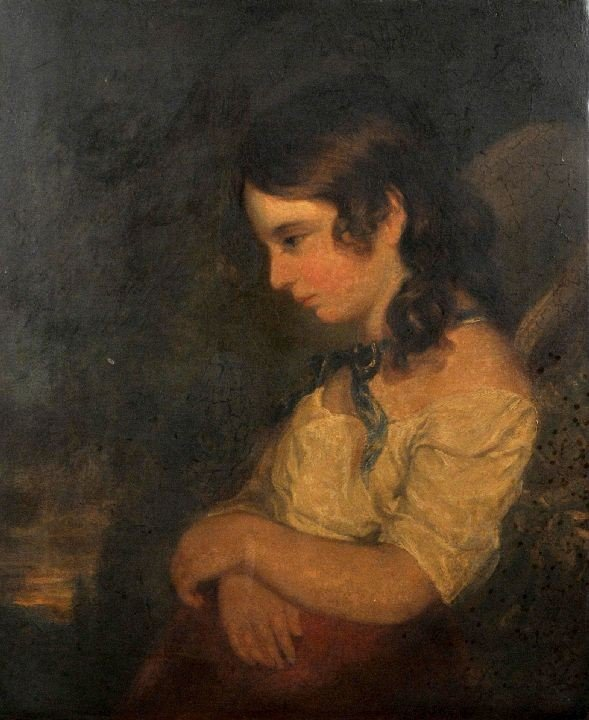 20: After John Russell (1745-1806) Portrait of a Young