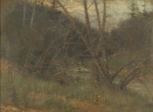 10: Farquhor McGillivray Knowles (1859-1932) Landscape