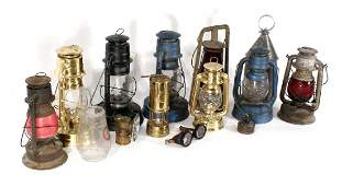 235: A Miscellaneous Collection of Lanterns