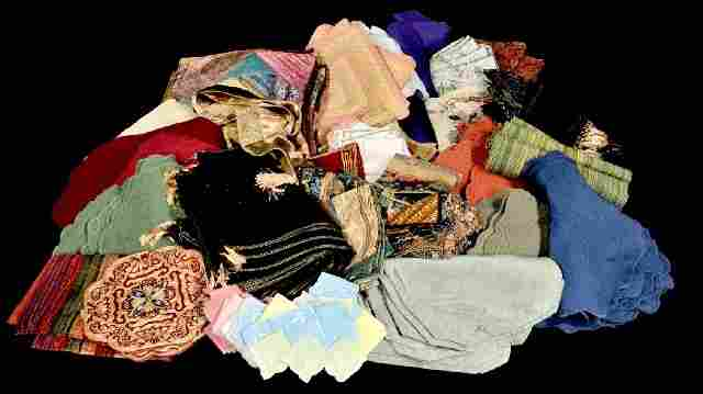 356: A Miscellaneous Collection of Table Linens