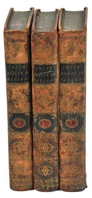 421: SMITH, Adam (1723-1790).