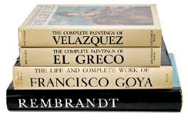 A Collection of Four Books