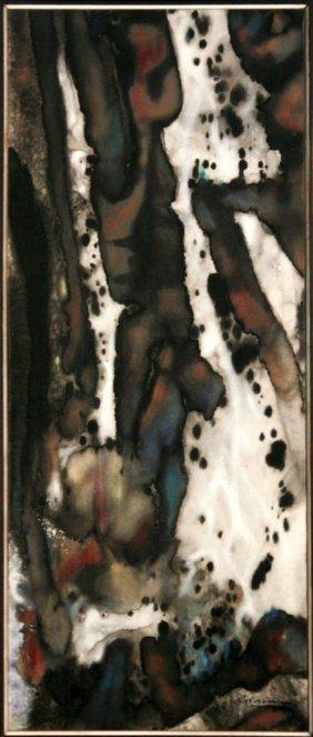 Richard Bancroft Beaman (1909-2003) Cascade, 1962,