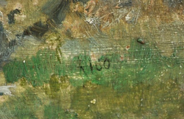 10: Martin Rico Y Ortega (1833-1908) Landscape, Oil on - 4
