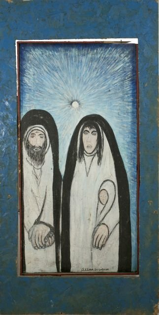 37: Reverend Albert Wagner (1924 - 2006) Mary, Joseph,