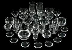 168 A Miscellaneous Collection of Steuben Glass Bowls