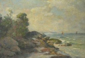 Charles Francis DeKlyn (1865-1958) La Bretagne, France,