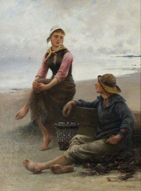 August Vilhelm Nikolaus Hagborg (Swedish, 1852-1921)