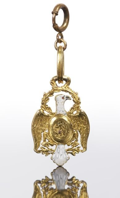 Enameled Gold Order of the Society of the Cincinnati,