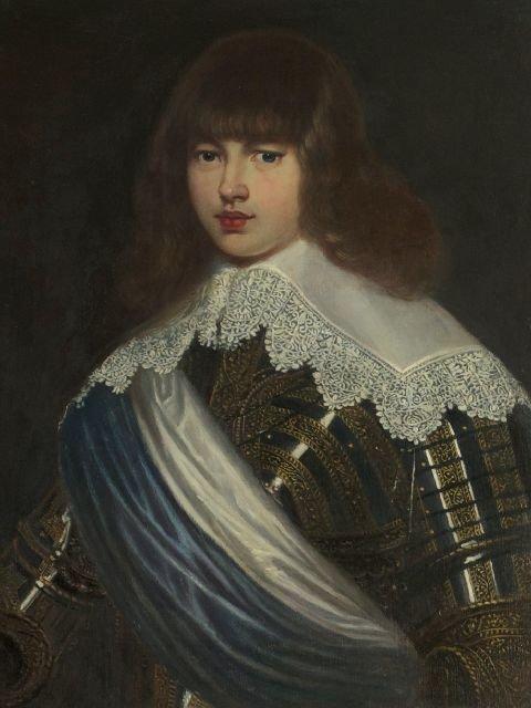 After Justus Sustermans (1597-1681) Portrait of Prince