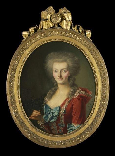 François-Bruno DeShays de Colleville (b. 1732) Portrait