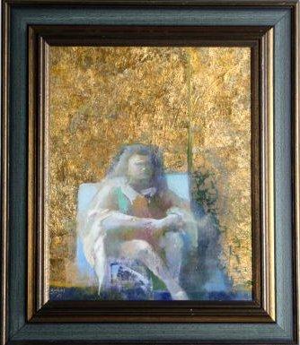 Zubel Kachadoorian (b. 1924) The Matriarch,