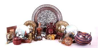 A Miscellaneous Collection of Decorative Items,