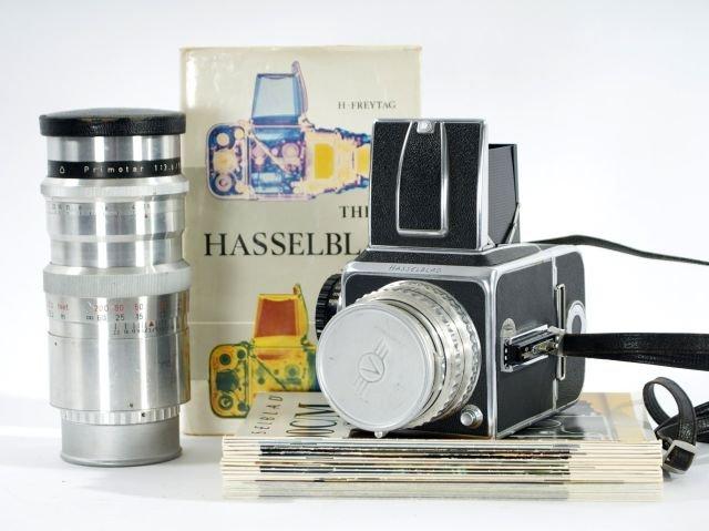 A Hasselblad V Series Camera, 20th Century,