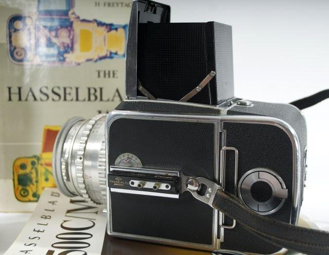 A Hasselblad V Series Camera, 20th Century, - 2