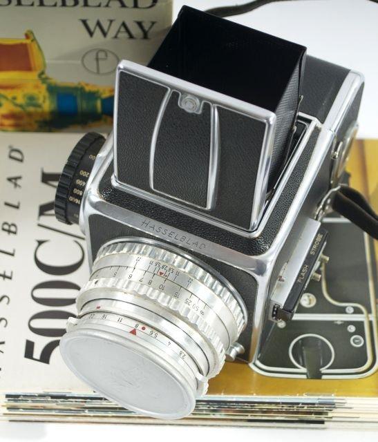 A Hasselblad V Series Camera, 20th Century, - 3