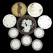 A Miscellaneous Collection of Porcelain and Earthenware