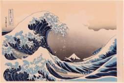 Katsushika Hokusai 17601849 Kanagawa oki Nami In