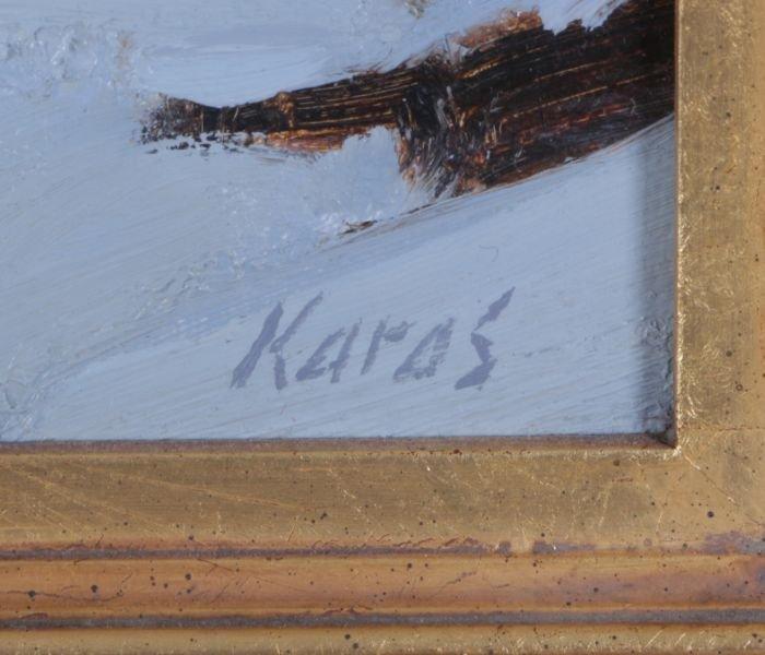 Michael B. Karas (b. 1954) Forest Light, - 2