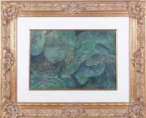Jane Peterson (1876-1965) The Sea Grape Tree,