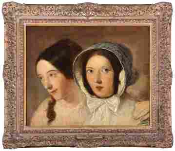 Attributed to John Constable (1776-1837) Double