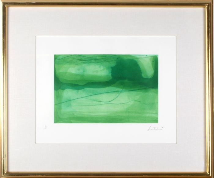 Helen Frankenthaler (1928-2011) Untitled, 1987, Color