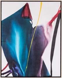 Paul Jenkins (1923-2012) Phenomena Sapphire Burn, Paris