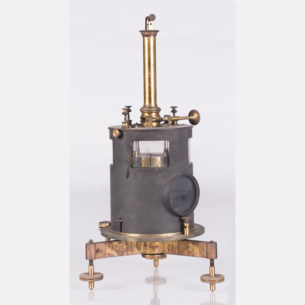 A Quadrant Electrometer, Late 19th/Early 20th Century.