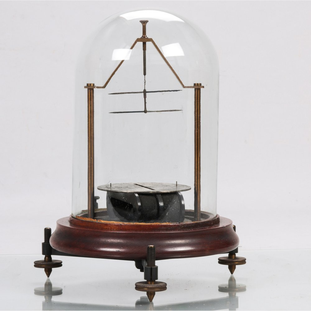 An Astatic Galvanometer, Late 19th/Early 20th Century.