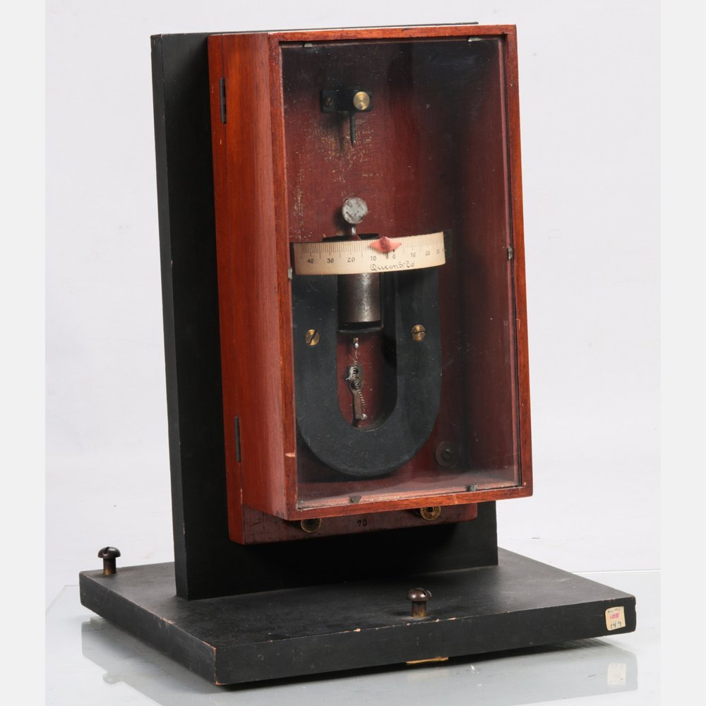 A D'Arsonval Galvanometer by Queen & Co., ca. 1900.