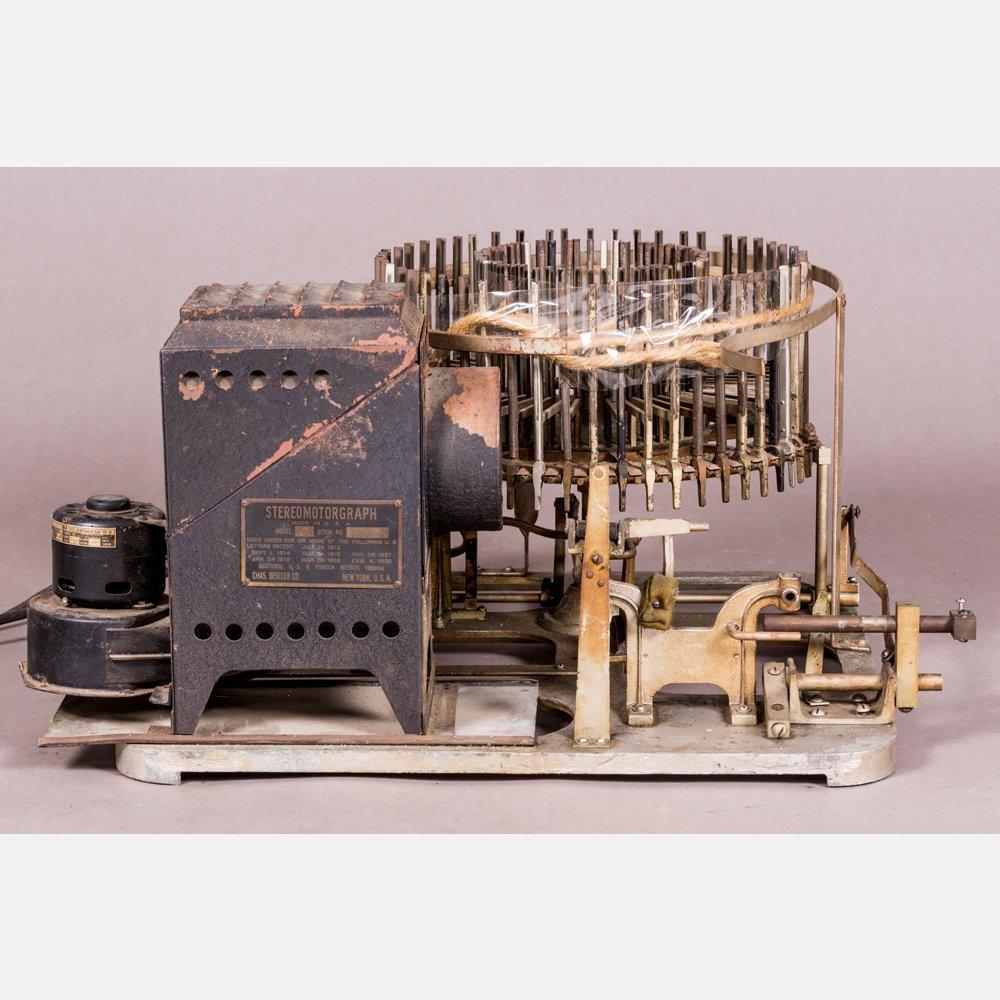 A Magic Lantern 'Carousel' Projector for 3 1/4 x 4 Inch