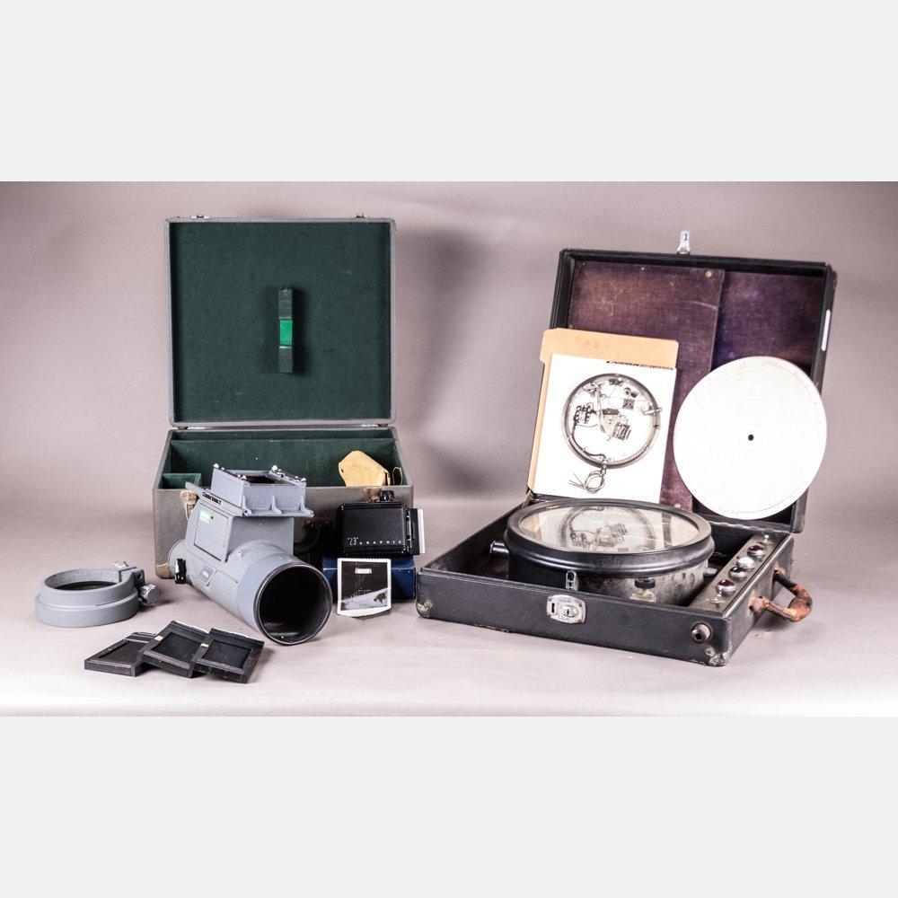 A Seven-Day Foxboro Temperature Controller/Recorder