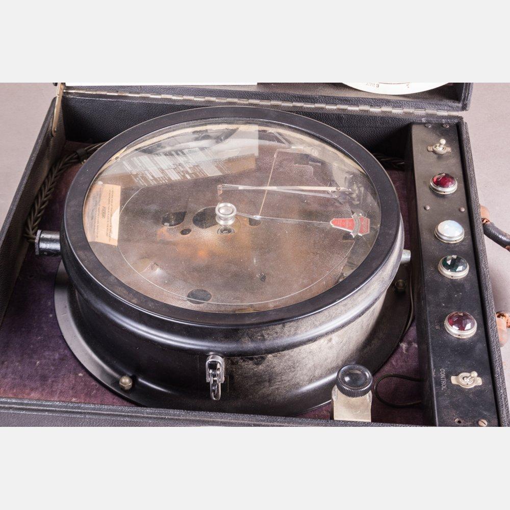 A Seven-Day Foxboro Temperature Controller/Recorder - 3