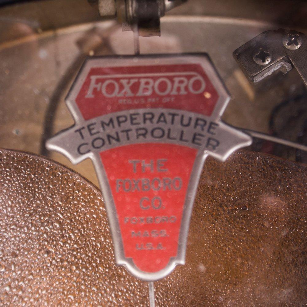 A Seven-Day Foxboro Temperature Controller/Recorder - 5