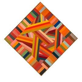 Artist Unknown (20th Century) Shambala, 1974, Oil on