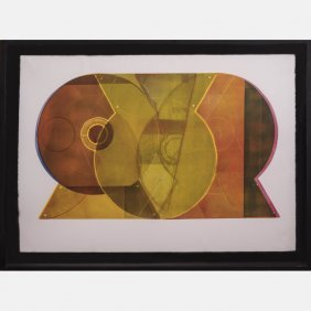 Kevin Hogan (american, 20th Century) Untitled,