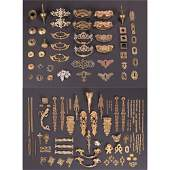 A Miscellaneous Collection of Ormolu, Bronze and Brass