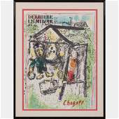 Marc Chagall 18871985 Derriere le Miroir c 1969