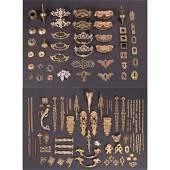 A Miscellaneous Collection of Ormolu, Bronze, Brass,