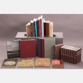 A Miscellaneous Collection Of Thirty-nine Books